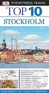 Top 10 Stockholm 9780756692315