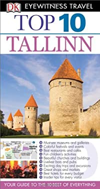 Top 10 Tallinn 9780756695996