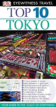 Top 10 Tokyo [With Map] 9780756670450