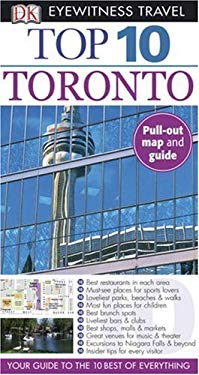 Top 10 Toronto [With Map] 9780756642372