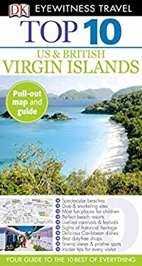 Top 10 Us & British Virgin Islands 9780756685485