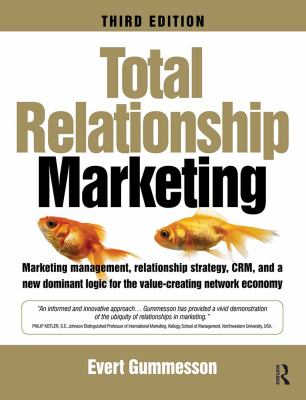 Total Relationship Marketing 9780750686334