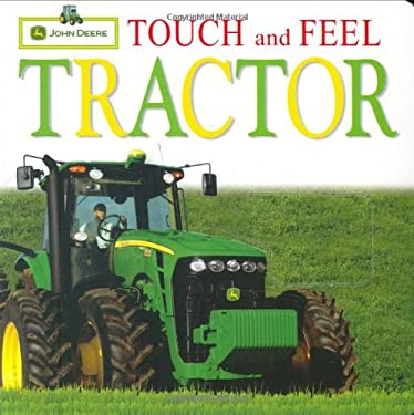 Touch and Feel Tractor 9780756635244
