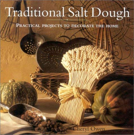 Traditional Salt Dough 9780754802754