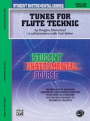 Tunes for Flute Technic: Level One (Elementary) 9780757900303