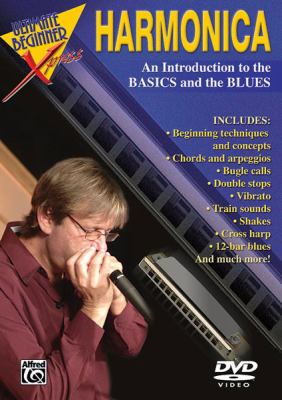 Ultimate Beginner Xpress -- Harmonica: An Introduction to the Basics and the Blues., DVD 9780757936852