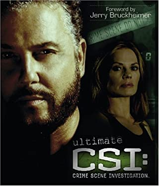 Ultimate CSI: Crime Scene Investigation 9780756623531