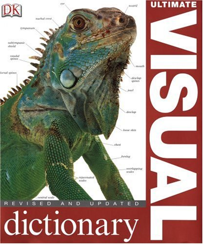 Ultimate Visual Dictionary 9780756626068