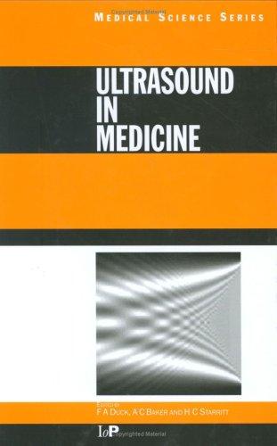 Ultrasound in Medicine 9780750305938
