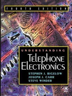 Understanding Telephone Electronics 9780750671750