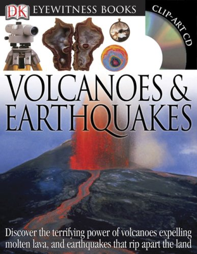 Volcano & Earthquake [With Clip Art CDWith Wall Chart] 9780756637804