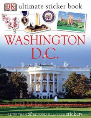 Washington D.C. [With Stickers] 9780756630119