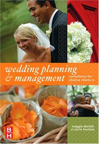 Wedding Planning & Management: Consultancy for Diverse Clients 9780750682336