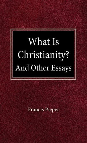 What Is Christianity? 9780758627070
