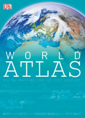 World Atlas 9780756631758