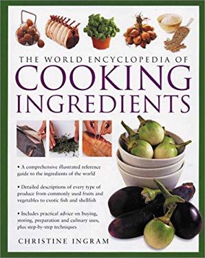 World Encyclopedia of Ingredients 9780754806820