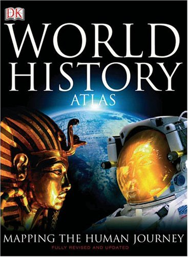 World History Atlas 9780756609672