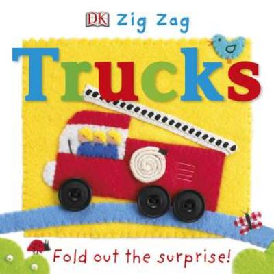 Zig Zag: Trucks 9780756693350