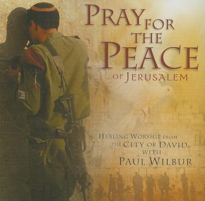 Pray for the Peace of Jerusalem 0000768226629