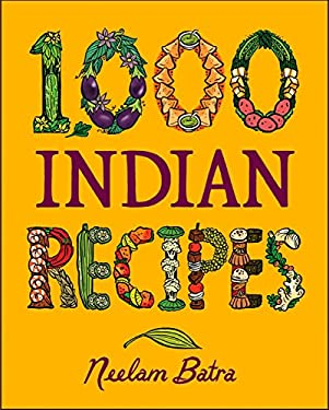 1000 Indian Recipes 9780764519727