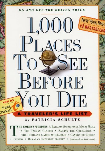 1,000 Places to See Before You Die 9780761104841