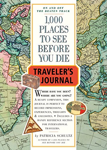 1,000 Places to See Before You Die Traveler's Journal 9780761138327