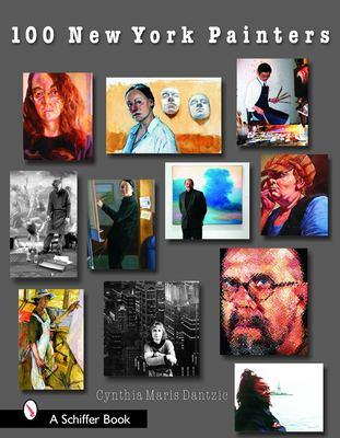 100 New York Painters 9780764325434