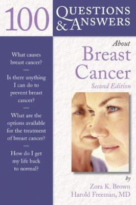 100 Questions & Answers about Breast Cancer 9780763735678