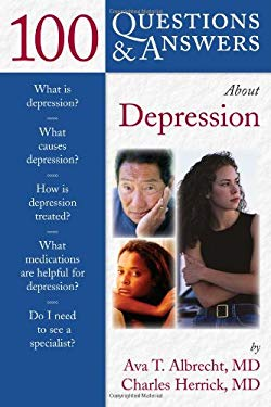 100 Questions & Answers about Depression 9780763745677