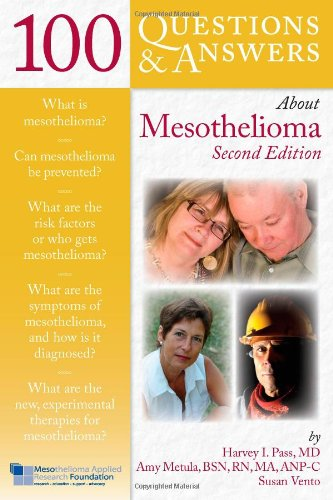 100 Questions & Answers about Mesothelioma 9780763771232