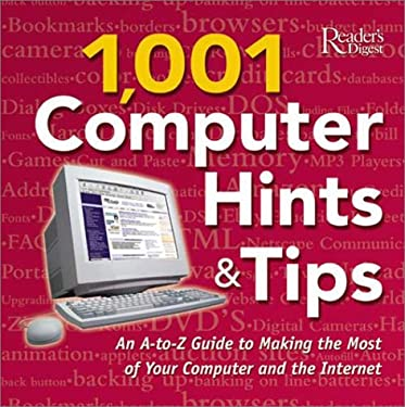 1001 Computer Hints and Tips 9780762103386