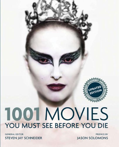 1001 Movies You Must See Before You Die 9780764164224