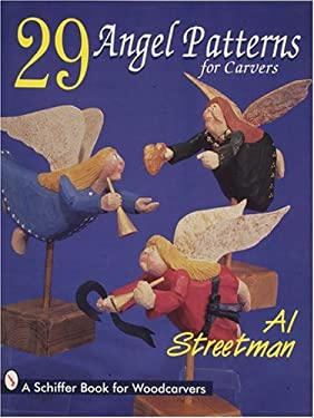 29 Angel Patterns for Carvers 9780764302756