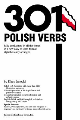 301 Polish Verbs 9780764110207