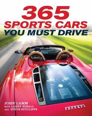 365 Sports Cars You Must Drive 9780760340455