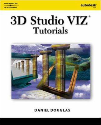 3D Studio Viz Tutorials 9780766828698
