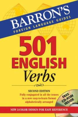 501 English Verbs [With CDROM] 9780764179853