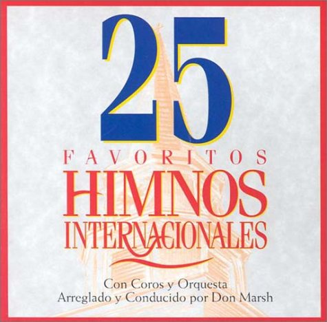 25 Hymnos Favoritos 9780760100271