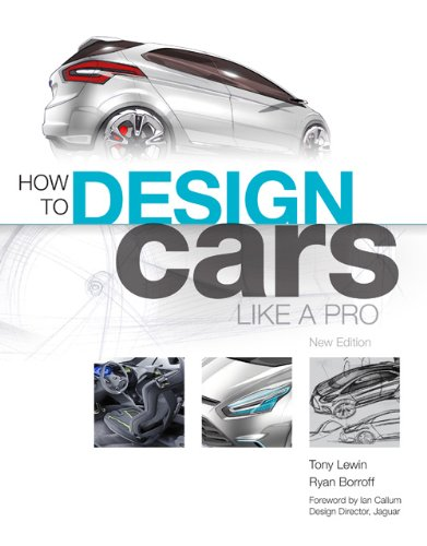How to Design Cars Like a Pro 9780760336953