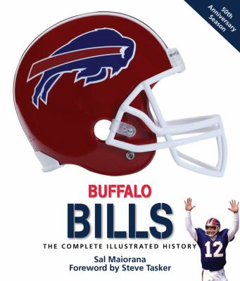 Buffalo Bills: The Complete Illustrated History 9780760338520