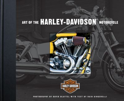 Art of the Harley-Davidson Motorcycle 9780760341308