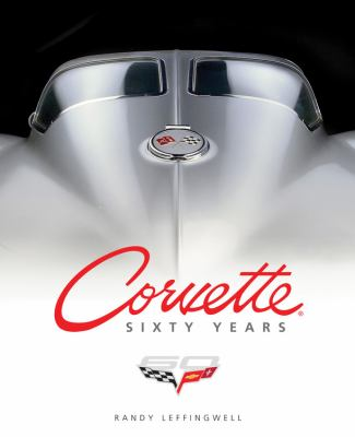 Corvette Sixty Years 9780760342312