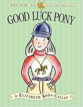 Good Luck Pony [With Charm Necklace]