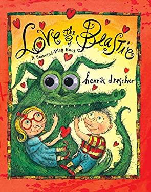 Love the Beastie: A Spin-And-Play Book 9780761161097