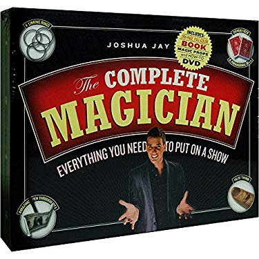 The Complete Magician: Everything You Need to Put on a Show [With Magic Props Including Linking Rings, Deck of Cards and DVD] 9780761167600