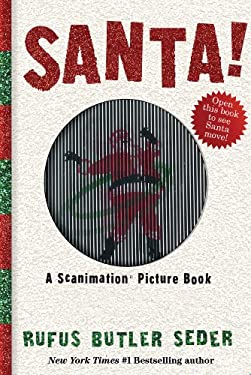 Santa! A Scanimation Book 9780761177258