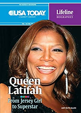 Queen Latifah: From Jersey Girl to Superstar 9780761342342