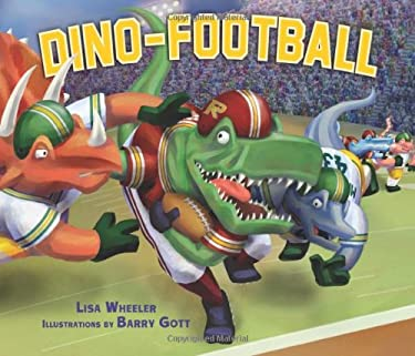 Dino-Football (Carolrhoda Picture Books) 9780761363941