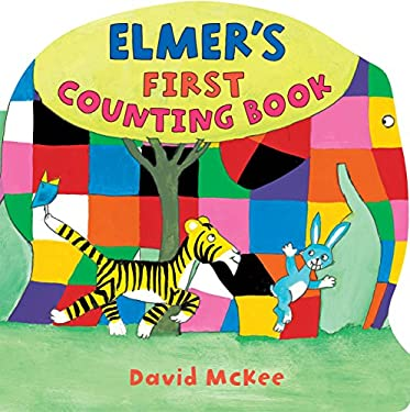 Elmer's First Counting Book 9780761389996