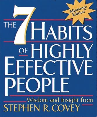 The 7 Habits of Highly Effective People 9780762408337